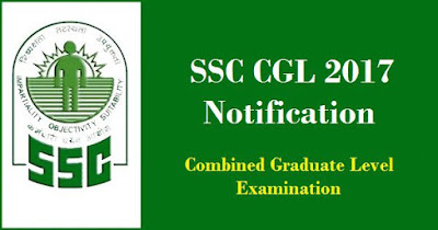 ssc cgl admit card 2017 download