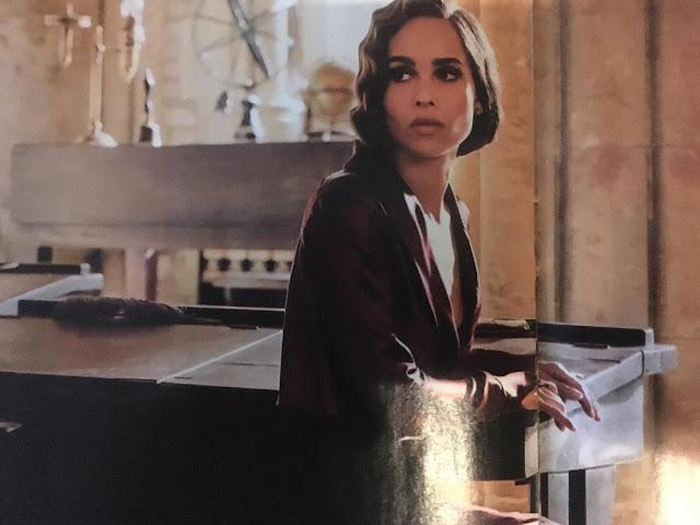 Leta Lestrange aparece em nova foto de 'Os Crimes de Grindelwald' | Ordem da Fênix Brasileira