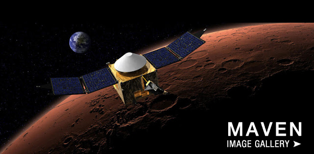 maven nasa satellite