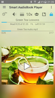 Smart AudioBook Player v3.9.6 Premium  APK