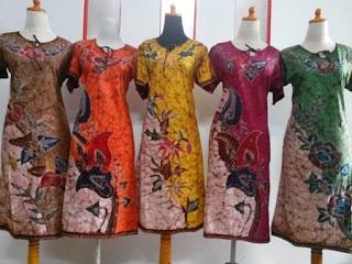 baju daster batik