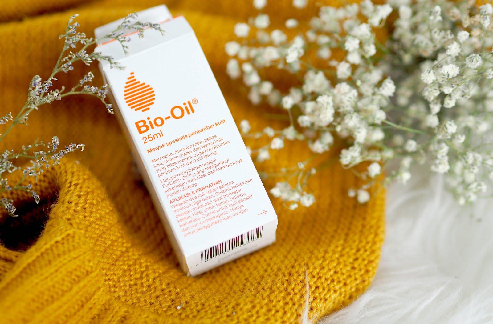 Kulit Sehat Berkilau Dengan Bio Oil Beauty Journal