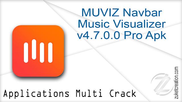 MUVIZ Navbar Music Visualizer v4.7.0.0 Pro Apk