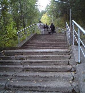 лестницы златоуста