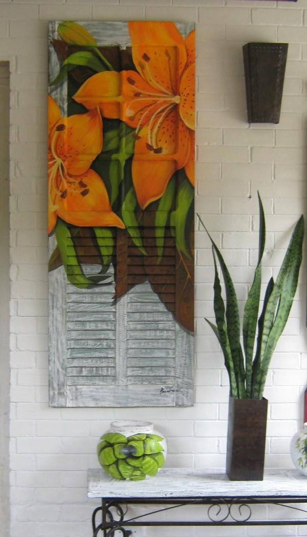Como decorar a casa gastando pouco reciclar e decorar blog de decora o e reciclagem - Decorar paredes reciclando ...
