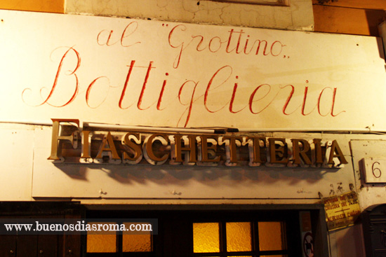 Pizzería Al Grottino Roma