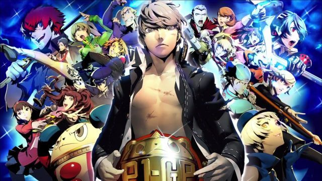 Download Anime Game Persona 4 Arena Ultimax - PC GAMES
