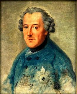 Johann Georg Ziesenis der Jüngere: Friedrich II. von Preußen. 1763