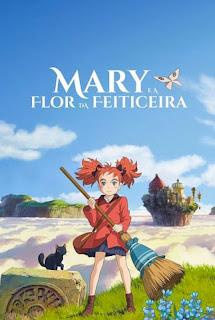 Mary e a Flor da Feiticeira - BDRip Dual Áudio