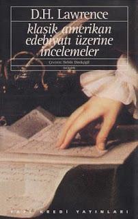 D. H. Lawrence - Klasik Amerikan Edebiyatı Üzerine İncelemeler