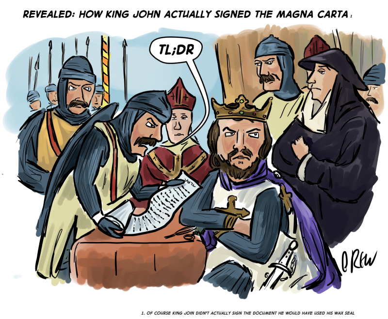 an analysis of the magna carta which changed the way monarchs ruled in two ways The magna carta is just a list of the rights of the nobles, but it is a list of rights signed by the king from that point on, the kings and queens of england could only do so much without the help of the nobles, and later on, without the help of the people themselves.