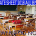 10th Class Date Sheet 2018 BISE Punjab Education Board