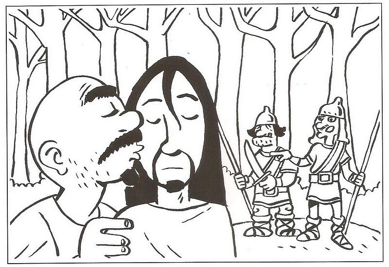 SGBlogosfera. Amigos de Jesús: DISTINTOS MOMENTOS DE LA