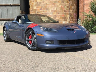 Certified PreOwned 2012 Corvette Z16 Grand Sport at Purifoy Chevrolet
