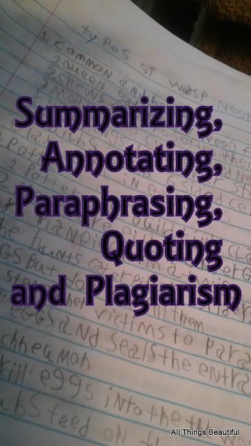 is my personal undergraduate plagiarizing