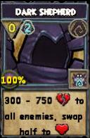 Wizard101 Level 98 Shadow Spells - Khrysalis Part 2 - Dark Shepherd