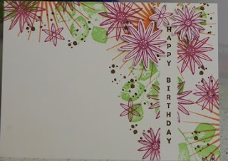 Kinda Eclectic Vertical Greetings Zena Kennedy Independent Stampin Up Demonstrator
