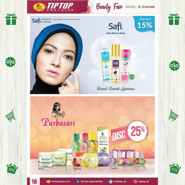 #TipTop - #Promo #Katalog Weekend Periode 16 - 31 Mei 2019