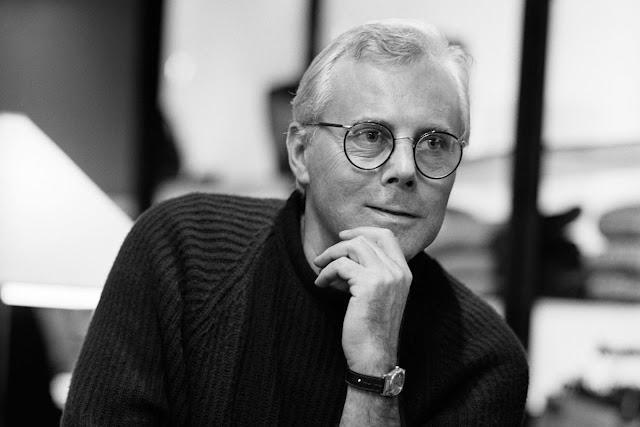Biodata dan Profil Giorgio Armani