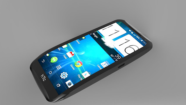 HTC S10 Smartphone || 2017 || Curved Design ||