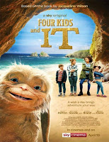 Poster de Four Kids and It