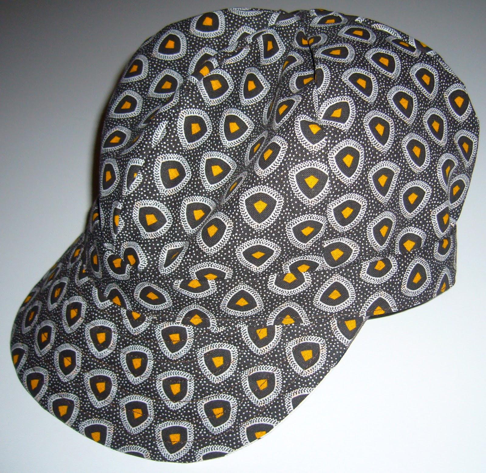 3b43758ce4c003 MadeByDi: Reversible Newsboy Hat - free pattern & tutorial
