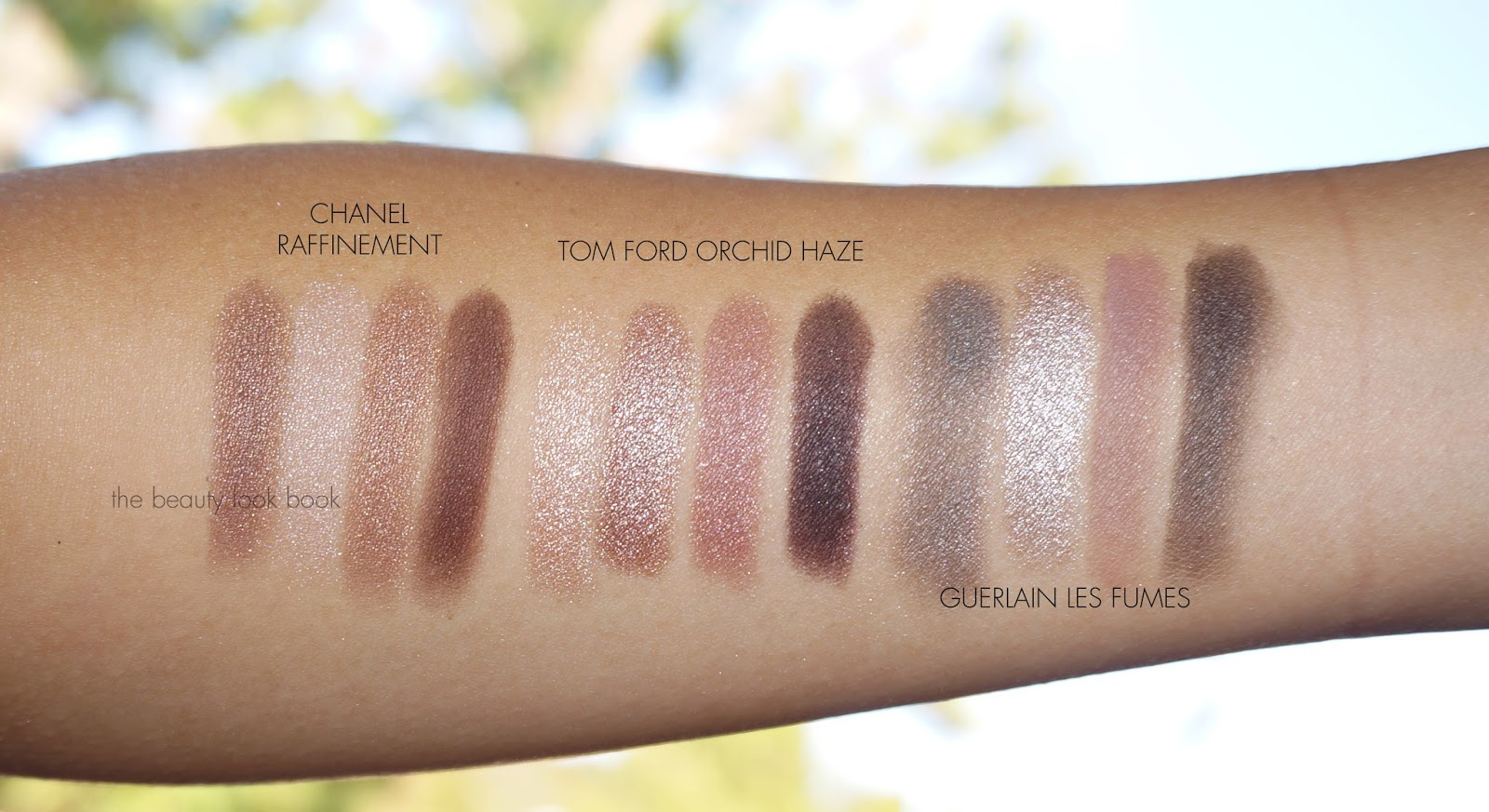 Tom Ford Orchid Haze Eye Color Quad The Beauty Look Book