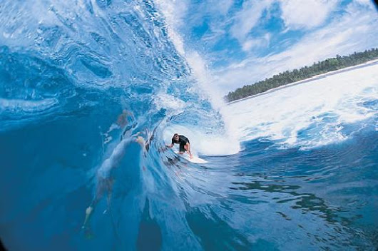 Surfing Islands Around Bali