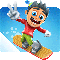 Ski Safari 2 v1.3.1.1099 Mod Apk Unlimited Coin