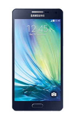 Samsung Galaxy A5 Specifications - LAUNCH Announced 2014, October Versions A500F (Global), A500FU (Europe), A500M (Peru, Colombia), A500Y (Australia, New Zealand), A500YZ (Taiwan), A500F1/A500K/A500S (Korea), A500FQ (Turkey) DISPLAY Type Super AMOLED capacitive touchscreen, 16M colors Size 5.0 inches (~71.0% screen-to-body ratio) Resolution 720 x 1280 pixels (~294 ppi pixel density) Multitouch Yes Protection Corning Gorilla Glass 4 BODY Dimensions 139.3 x 69.7 x 6.7 mm (5.48 x 2.74 x 0.26 in) Weight 123 g (4.34 oz) SIM Nano-SIM PLATFORM OS Android OS, v4.4.4 (KitKat), upgradable to v5.0.2 (Lollipop) CPU Quad-core 1.2 GHz Cortex-A53 Chipset Qualcomm MSM8916 Snapdragon 410 GPU Adreno 306 MEMORY Card slot microSD, up to 64 GB (dedicated slot) Internal 16 GB, 2 GB RAM CAMERA Primary 13 MP, f/2.0, 28mm, autofocus, LED flash, Secondary 5 MP, f/2.2, 23mm Features Geo-tagging, touch focus, face detection, panorama Video 1080p@30fps NETWORK Technology GSM / HSPA / LTE 2G bands GSM 850 / 900 / 1800 / 1900 - all versions 3G bands HSDPA 850 / 900 / 1900 / 2100 - A500F, A500FQ, A500FU, A500HQ, A500YZ, A500M, A500Y 4G bands LTE band 1(2100), 3(1800), 5(850), 7(2600), 8(900), 20(800) - A500F, A500FQ, A500FU  LTE band 3(1800), 7(2600), 8(900), 28(700) - A500YZ  LTE band 1(2100), 2(1900), 4(1700/2100), 5(850), 7(2600), 17(700) - A500M  LTE band 1(2100), 3(1800), 5(850), 7(2600), 8(900), 28(700) - A500Y Speed HSPA 42.2/5.76 Mbps, LTE Cat4 150/50 Mbps GPRS Yes EDGE Yes COMMS WLAN Wi-Fi 802.11 a/b/g/n, dual-band, WiFi Direct, hotspot NFC Yes (LTE model only) GPS Yes, with A-GPS, GLONASS, BDS USB microUSB v2.0 Radio FM radio, recording Bluetooth v4.0, A2DP, EDR, LE FEATURES Sensors Accelerometer, proximity, compass Messaging SMS(threaded view), MMS, Email, Push Mail, IM Browser HTML5 Java No SOUND Alert types Vibration; MP3, WAV ringtones Loudspeaker Yes 3.5mm jack Yes Features - Active noise cancellation with dedicated mic BATTERY  Non-removable Li-Ion 2300 mAh battery Stand-by  Talk time Up to 15 h (3G) Music play Up to 68 h MISC Colors Colors Pearl White, Midnight Black, Platinum Silver, Soft Pink, Light Blue, Champagne Gold SAR US 0.65 W/kg (head)     0.48 W/kg (body)  SAR EU 0.23 W/kg (head)     0.40 W/kg (body)     - ANT+ support - S-Voice - MP4/WMV/H.264 player - MP3/WAV/WMA/eAAC+/FLAC player - Photo/video editor - Document viewer