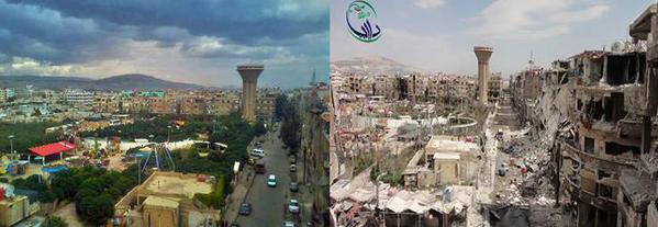 Resultado de imagem para aleppo siria antes da guerra