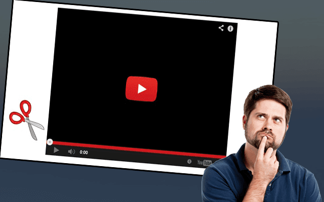 موقع جديد يجعلك تشارك جزء من فيديو اليوتوب محمي بكلمة السر
