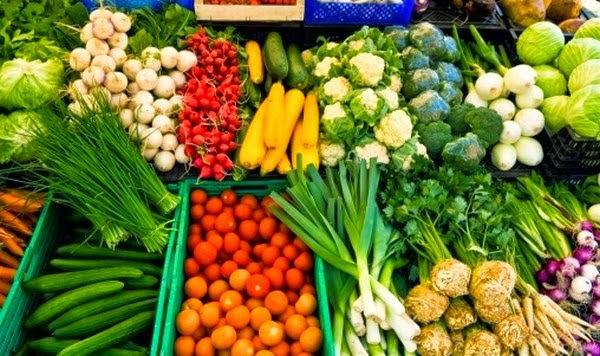 Cara Memilih Sayuran yang Baik
