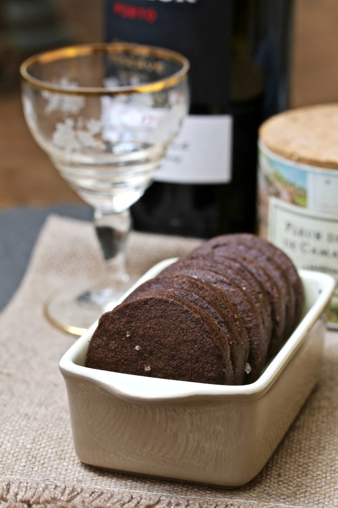 These Chocolate Cayenne Cookies first appear to be just another chocolate shortbread cookie, until just a few bites later..... so much warmth