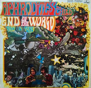 Aphrodite's Child ‎– Ο δίσκος End Of The World (1968)