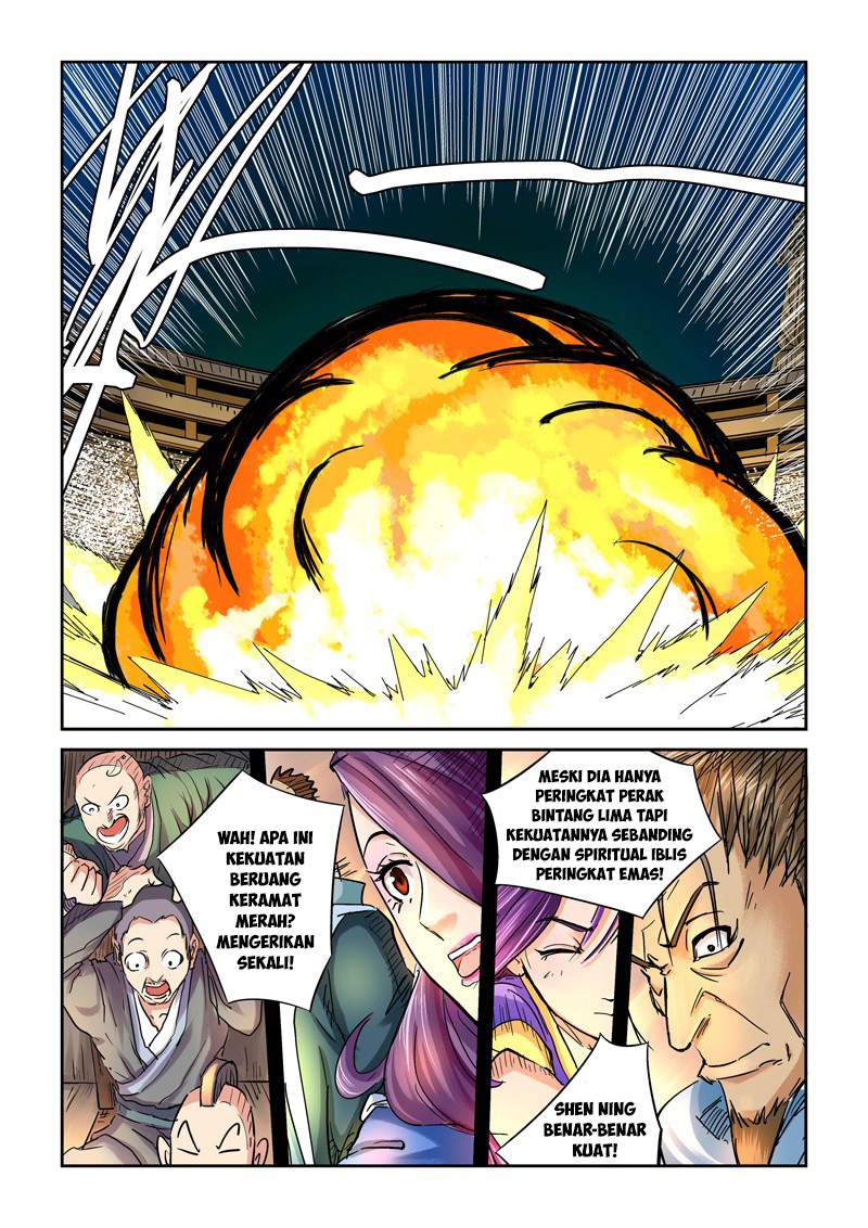 Tales of Demons and Gods Chapter 104