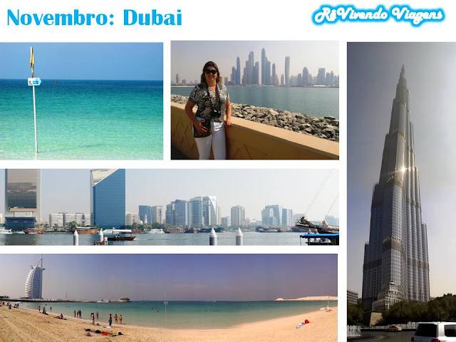 Dubai novembro