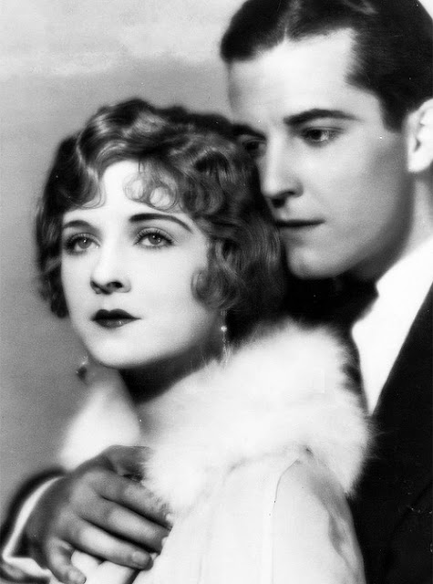 Alice Terry and Ramon Novarro in Lovers 1927
