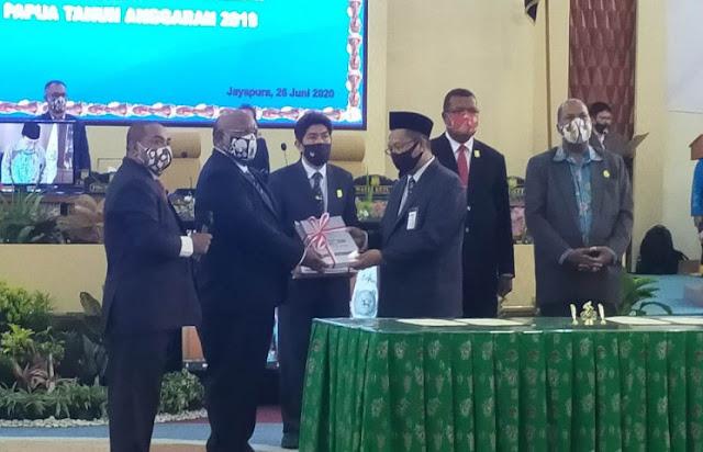 Klemen Tinal Ungkap Opini WTP 6 Kali Berturut-Turut untuk Papua Wajib Dipertahankan