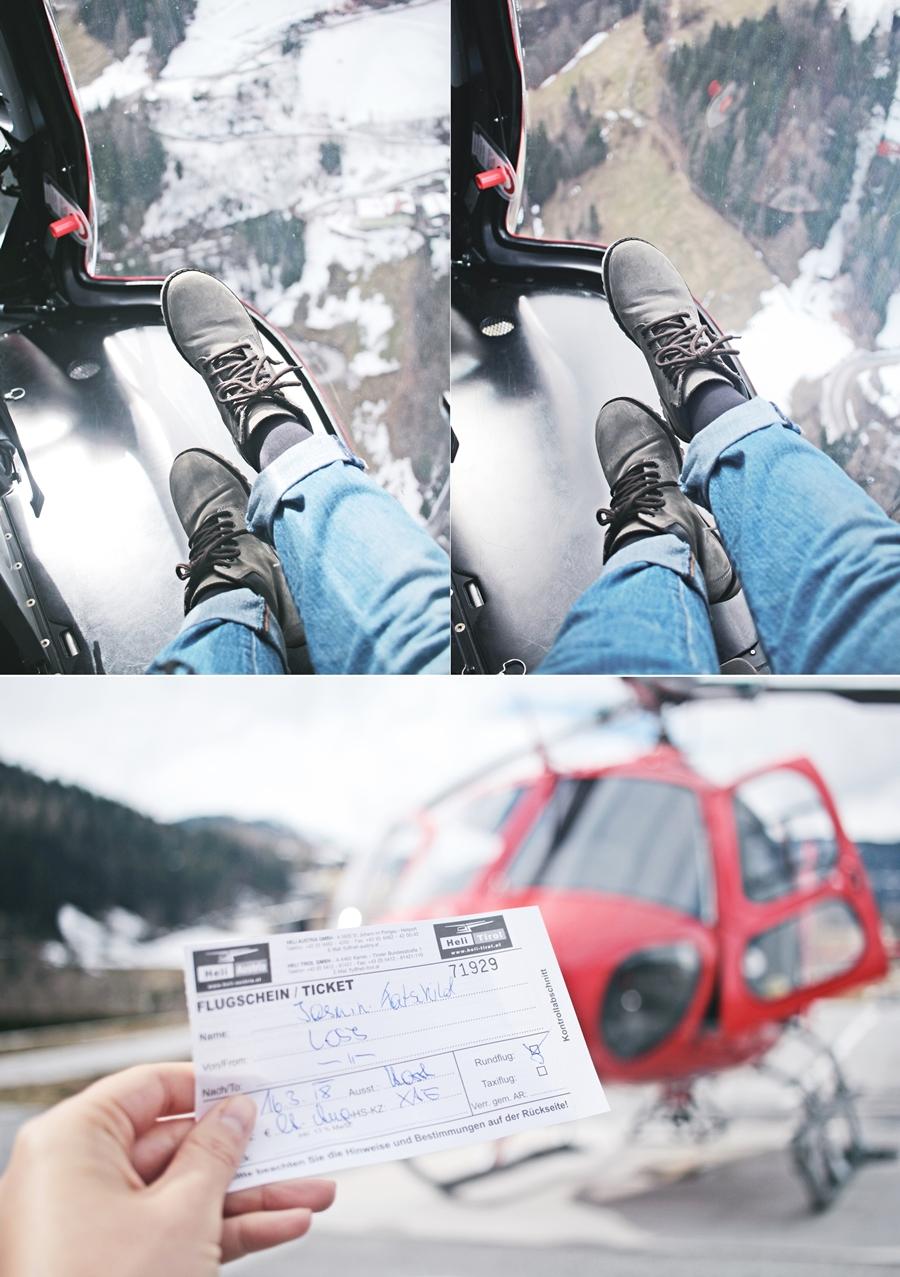 helikopter rundflug aussicht abenteuer reise