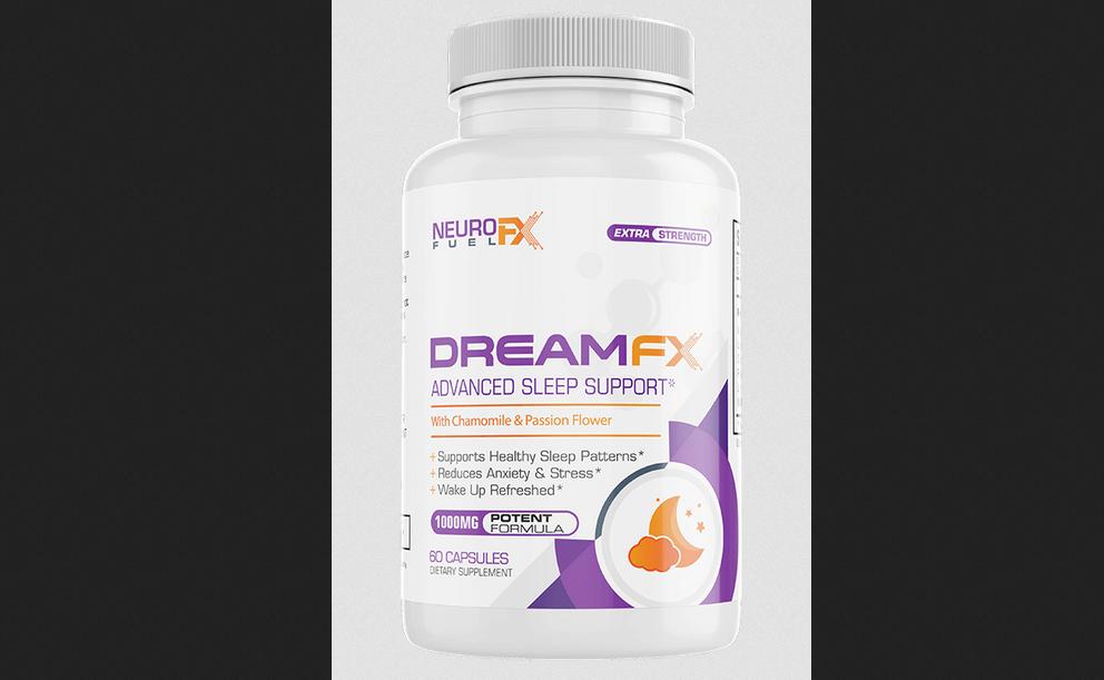 DreamFX - Sleep Supplement