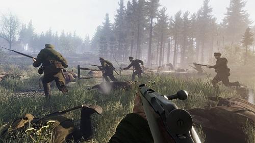 Tannenberg Gameplay