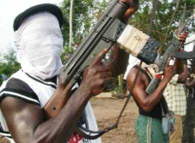 Hoodlums Storm Police Station With Guns in Kogi State