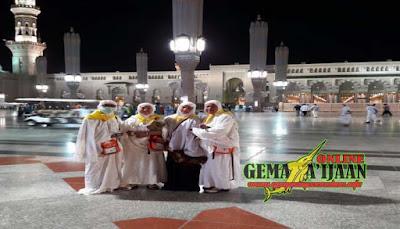 Jamaah Haji Kotabaru Persiapan Menuju Mekkah
