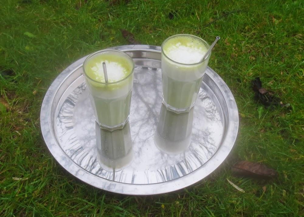 Barbaras Spielwiese Matcha Latte