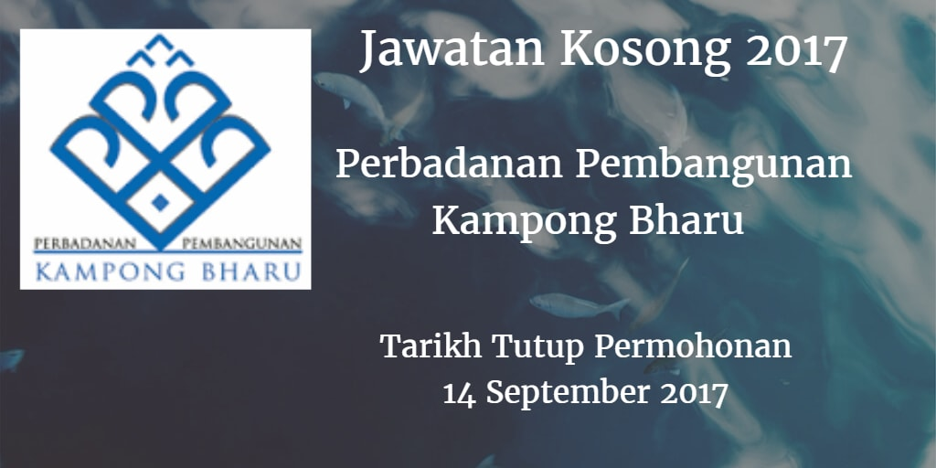 Jawatan Kosong PKB 14 September 2017