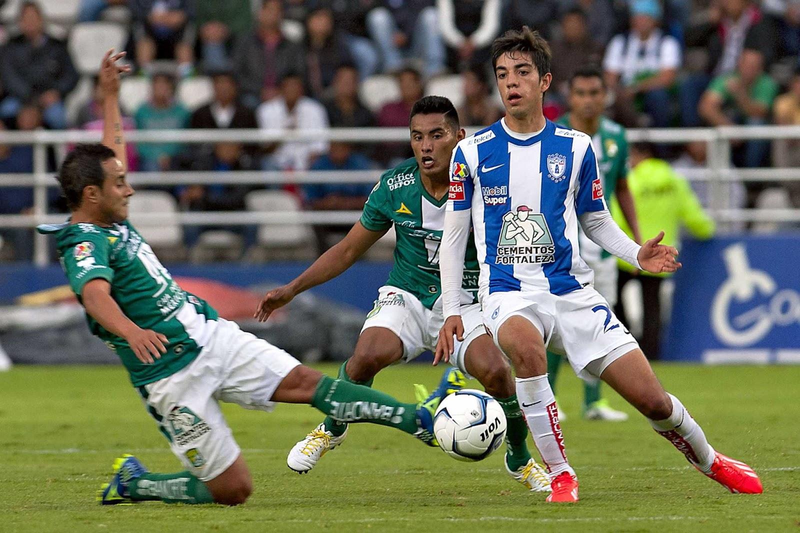 Pachuca vs León Imagen TV