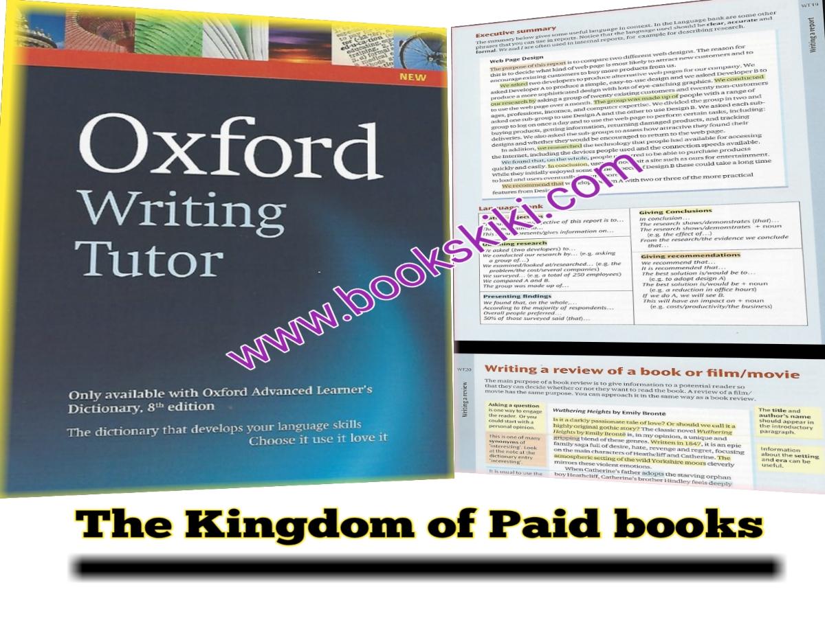 Improve Your Writing Skills Pdf