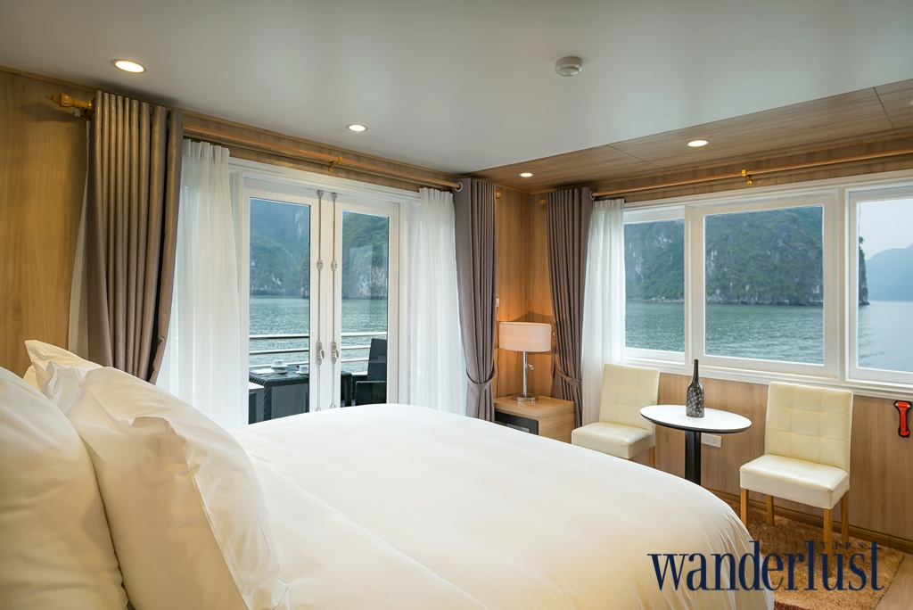 Wanderlust Tips Magazine | Paradise Vietnam introduces a new line of 4-star cruise ships