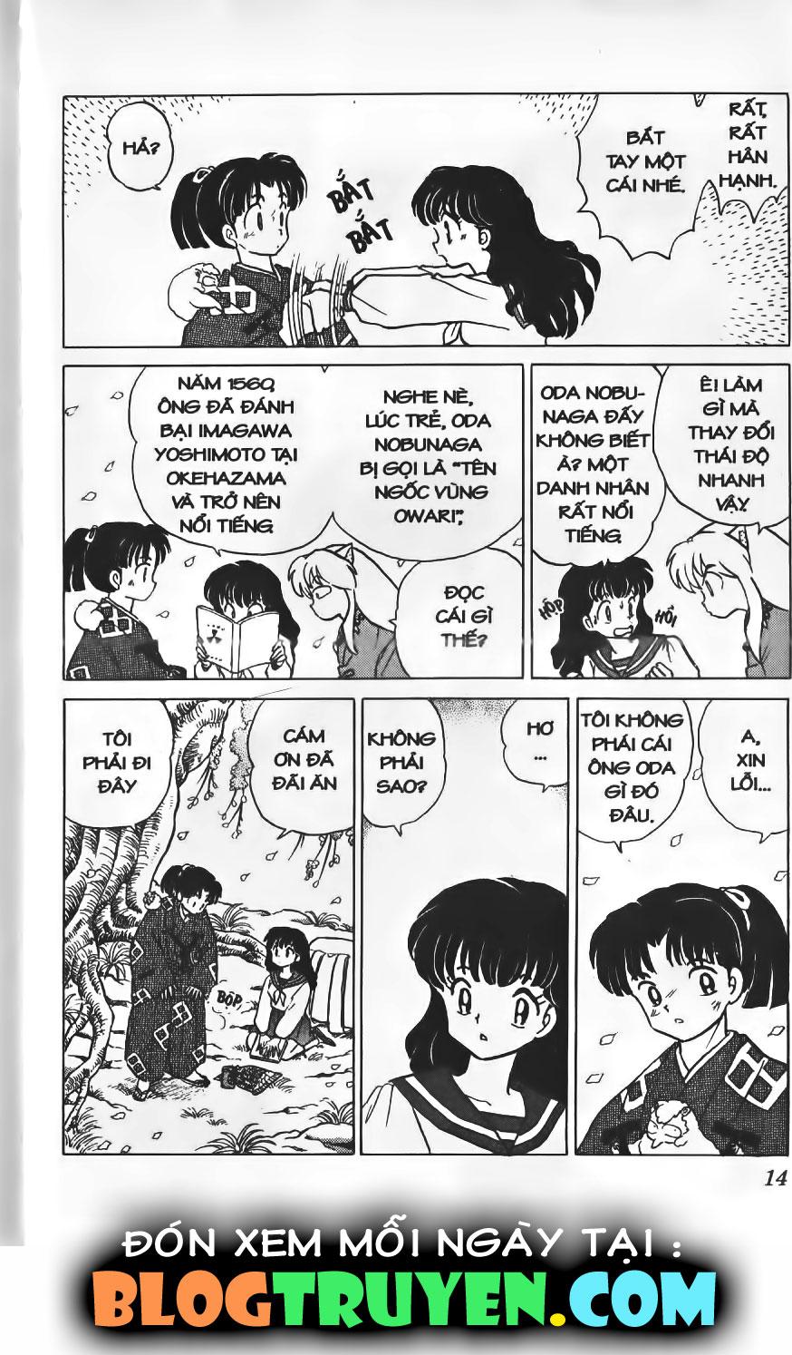 Inuyasha vol 03.1 trang 13